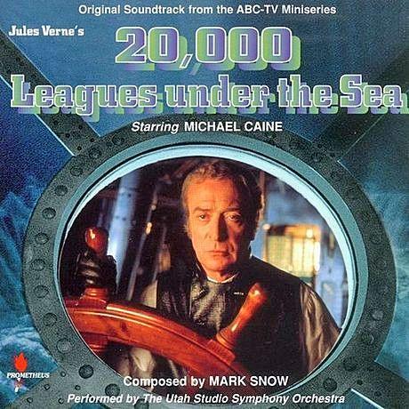 Саундтрек/Soundtrack Soundtrack | 20,000 Leagues Under The Sea (ABC TV Mini-series) | Mark Snow 20 000 лье под водой (сериал) | Марк Сноу