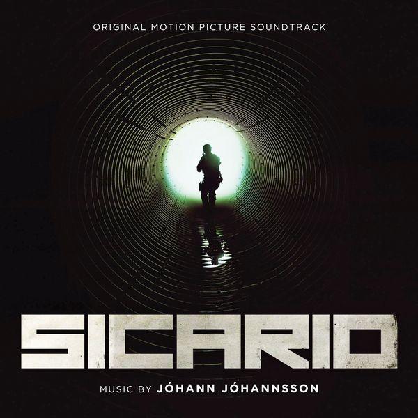 Саундтрек/Soundtrack Sicario | Jóhann Jóhannsson (2015) Убийца | Йоханн Йоханнссон