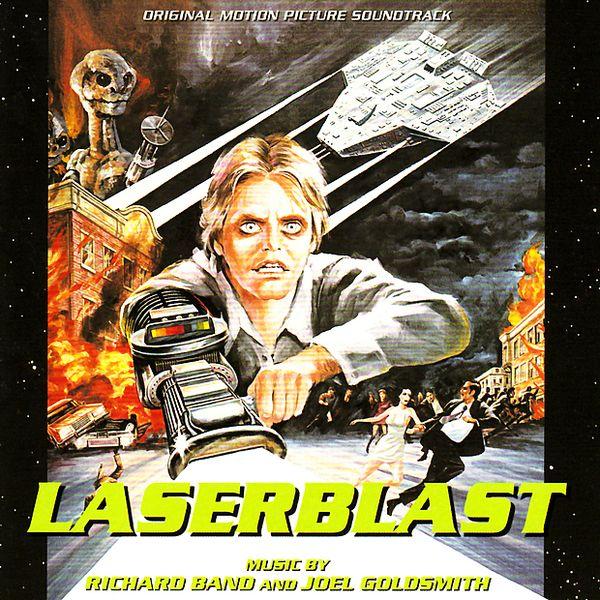 Саундтрек/Soundtrack Soundtrack | Laserblast | Joel Goldsmith, Richard Band 1978 Лазерный взрыв | Ричард Бэнд, Джоэл Голдсмит