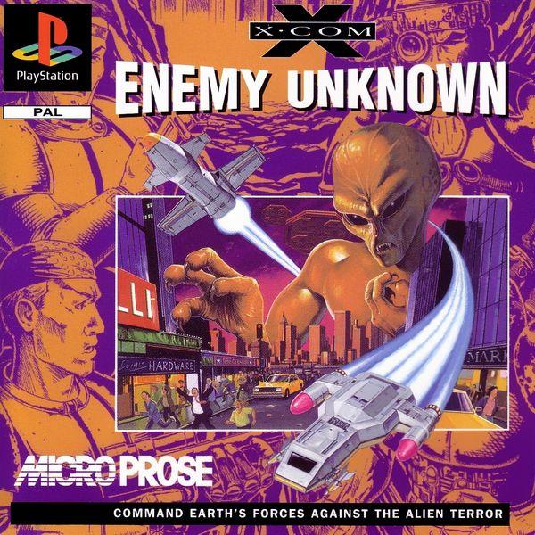 Саундтрек/Soundtrack Soundtrack | X-COM Enemy Unknown [UFO defense] | John Broomhall (1994) НЛО: Враг неизвестен | Джон Брумхолл
