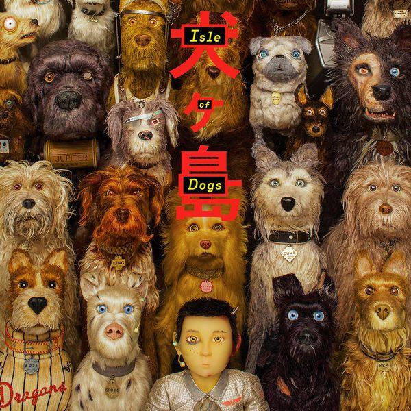 Саундтрек/Soundtrack Soundtrack | Isle of Dogs | Alexandre Desplat (2018) Остров собак | Александр Деспла
