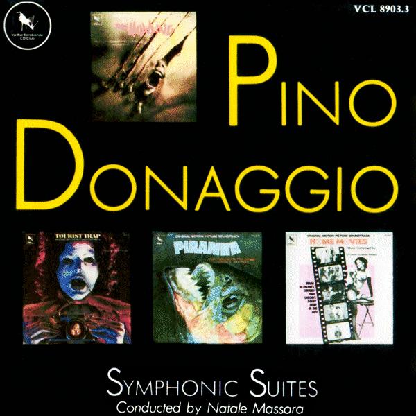 Саундтрек/Soundtrack Soundtrack | Pino Donaggio: Symphonic Suites | Pino Donaggio (1978, 1979, 1981) Пино Донаджио: Симфонические сюиты | Пино Донаджио