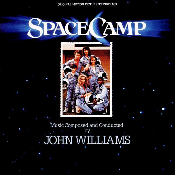 Саундтрек/Soundtrack Soundtrack | SpaceCamp | John Williams (1986) Пикник в космосе | Джон Уильямс