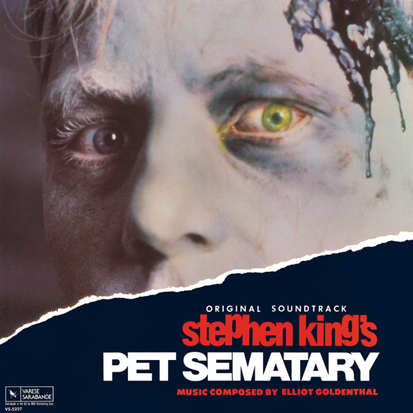 Саундтрек/Soundtrack Soundtrack | Pet Sematary | Elliot Goldenthal (1989) Кладбище домашних животных | Эллиот Голдентал