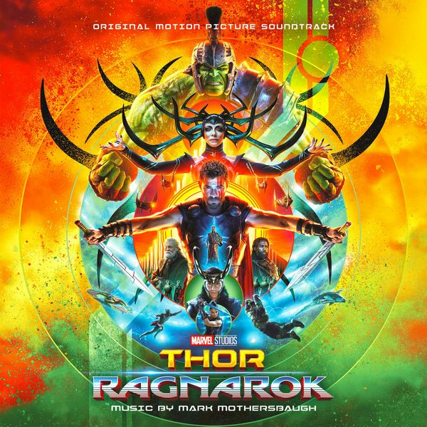 Саундтрек/Soundtrack Soundtrack | Thor: Ragnarok (+Bonus) | Mark Mothersbaugh (2017) Тор: Рагнарёк | Марк Мазерсбо