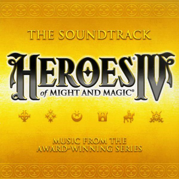 Саундтрек/Soundtrack Soundtrack | Heroes of Might and Magic IV | Paul Romero, Rob King, Steve Baca (2002) Герои меча и магии | Пол Ромеро, Роб Кинг, Стив Бака