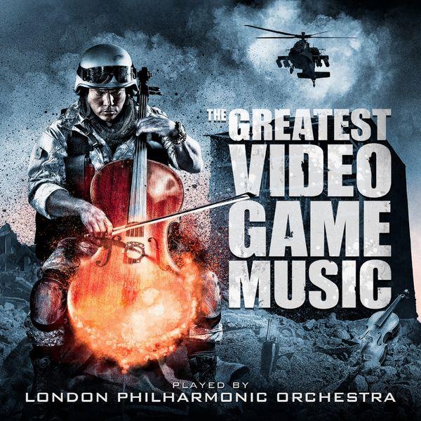 Саундтрек/Soundtrack Soundtrack | The Greatest Video Game Music | London Philharmonic Orchestra (2011)  Саундтрек | Музыка из лучших игр | Лондонский симфонический оркестр (2011