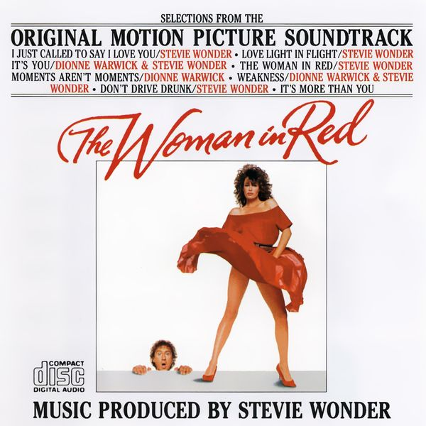 Саундтрек/Soundtrack The Woman in Red | Stevie Wonder (1984)| Женщина в красном | Стиви Уандер