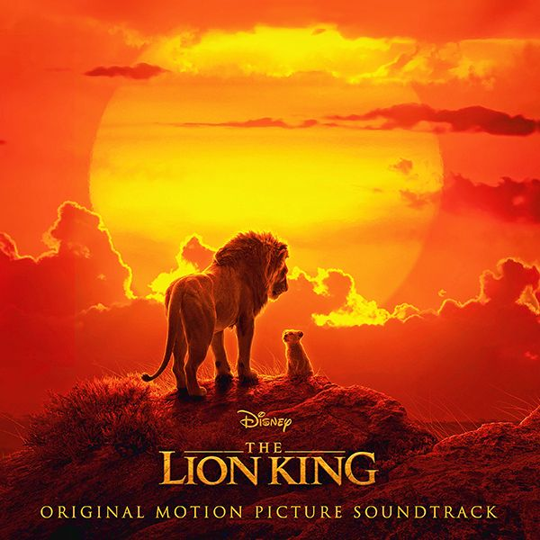 Саундтрек/Soundtrack Soundtrack | The Lion King | Hans Zimmer (2019) Король Лев | Ганс Цимер
