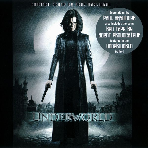 Саундтрек/Soundtrack Score | Underworld | Paul Haslinger (2003) Музыка из фильма | Пол Хэслингер