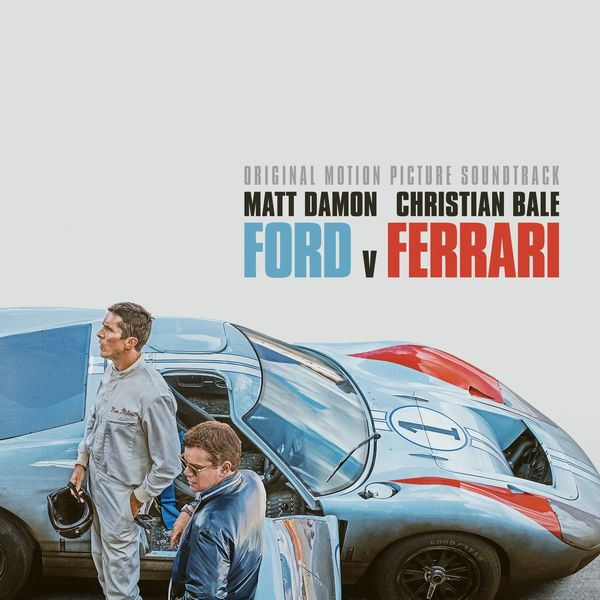 Саундтрек/Soundtrack Soundtrack | Ford v Ferrari | James Burton, Various Artists (2019)  Саундтрек | Ford против Ferrari