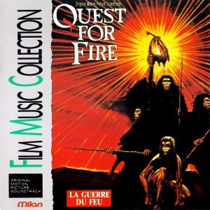 Soundtrack | Quest for Fire (La Guerre Du Feu) | Philippe Sarde (1981)