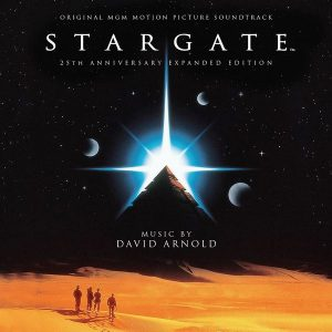 Soundtrack | Stargate [25th Anniversary Expanded Edition] | David Arnold (1994)