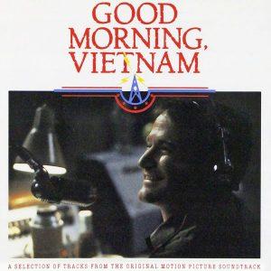 Soundtrack | Good Morning, Vietnam | Various Artists (1987) Саундтрек | Доброе утро, Вьетнам | Разные исполнители