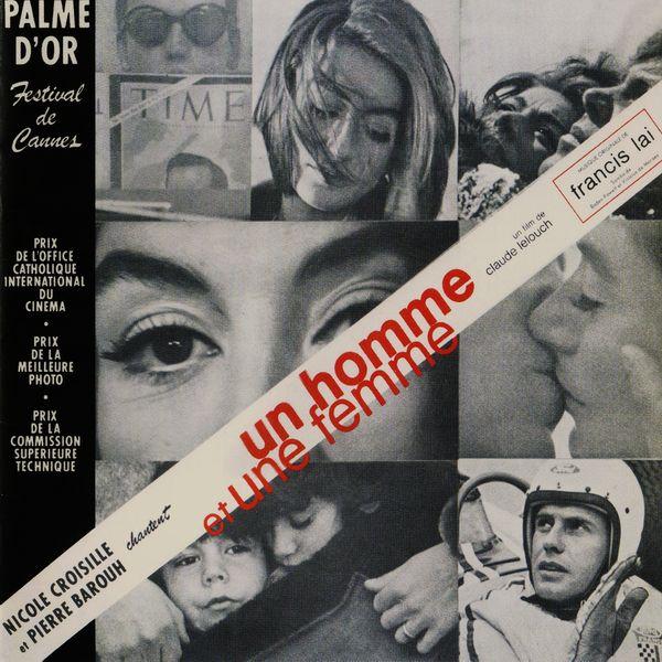 Саундтрек/Soundtrack Soundtrack | Un Homme et Une Femme (A Man and a Woman) | Francis Lai (1966) Мужчина и женщина | Франсис Лей