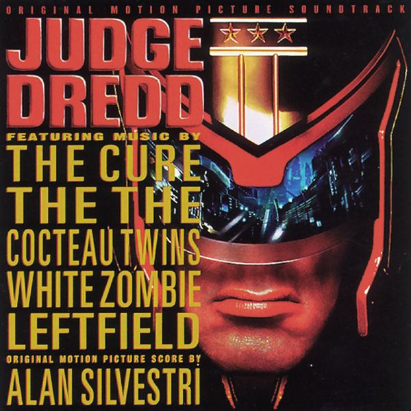 Soundtrack | Judge Dredd | Alan Silvestri (1995)   Саундтрек | Судья Дредд | Алан Сильвестри