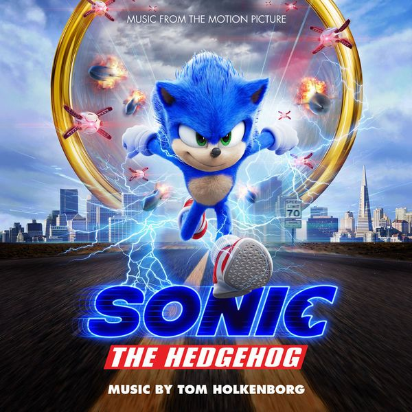 Саундтрек/Soundtrack Soundtrack Sonic the Hedgehog | Tom Holkenborg (2020) | Соник в кино | Том Холкенборг