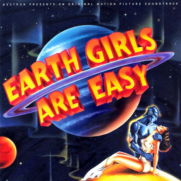 Саундтрек/Soundtrack Soundtrack | Earth Girls Are Easy | Various Artists (1988) Земные девушки легко доступны