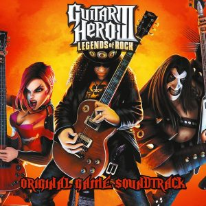 Саундтрек/Soundtrack Guitar Hero III: Legends of Rock | Various Artists (2007)