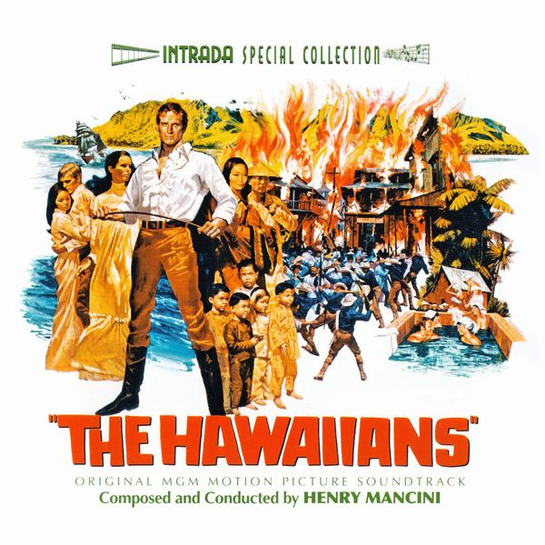 Саундтрек/Soundtrack Soundtrack | The Hawaiians | Henry Mancini (1970) Гавайцы | Генри Манчини