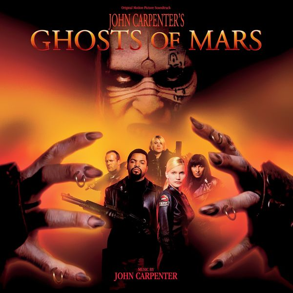 Саундтрек/Soundtrack Soundtrack | Ghosts of Mars | John Carpenter (2001) Призраки Марса | Джон Карпентер