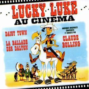 Soundtrack | Lucky Luke (La ballade des Dalton, Daisy Town) | Claude Bolling (1971, 1978)