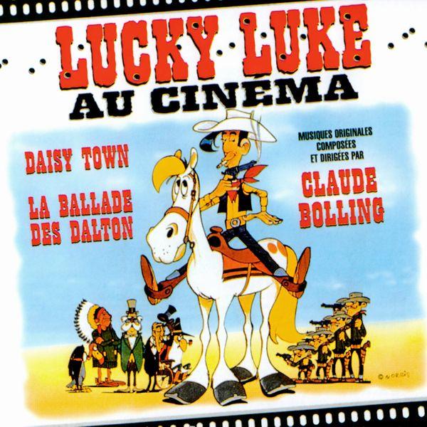 Саундтрек/Soundtrack Lucky Luke (La ballade des Dalton, Daisy Town) | Claude Bolling (1971, 1978)