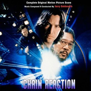 Soundtrack | Chain Reaction | Jerry Goldsmith (1996)