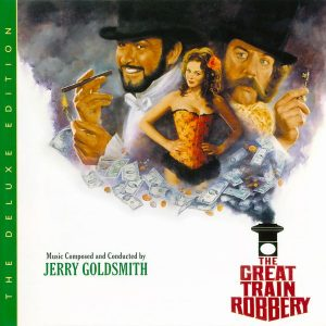 Soundtrack | The First Great Train Robbery | Jerry Goldsmith (1978)