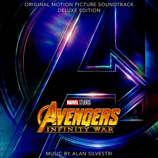 Саундтрек/Soundtrack Soundtrack | Avengers: Infinity War [Deluxe Edition] | Alan Silvestri (2018) Мстители: Война бесконечности