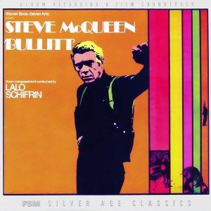 Soundtrack | Bullitt | Lalo Schifrin [Complete] (1968) Саундтрек | Буллитт (Детектив Буллит) | Лало Шифрин