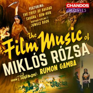 Soundtrack | The Film Music Of Miklos Rozsa | Miklos Rozsa (1940, 1942, 1943, 1959)
