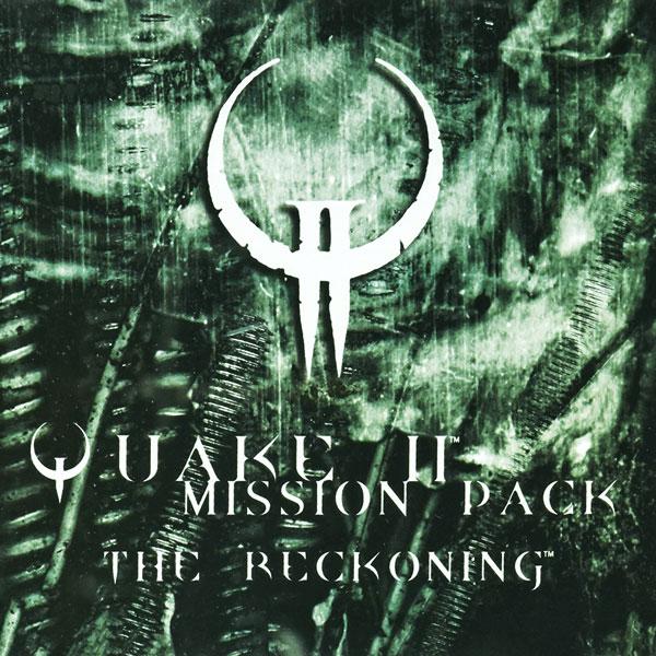 Саундтрек/Soundtrack Soundtrack | Quake II The Reckoning | Sonic Mayhem (1998)