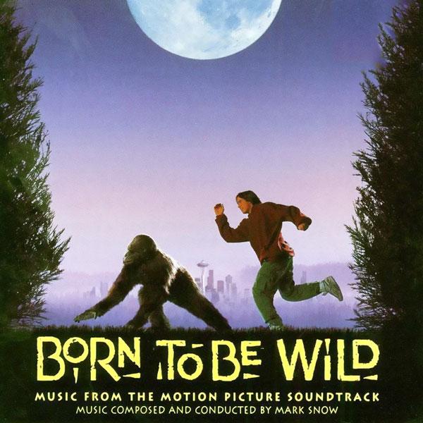 Саундтрек/Soundtrack Soundtrack | Born to Be Wild | Mark Snow (1995) Рожденная свободной | Марка Сноу