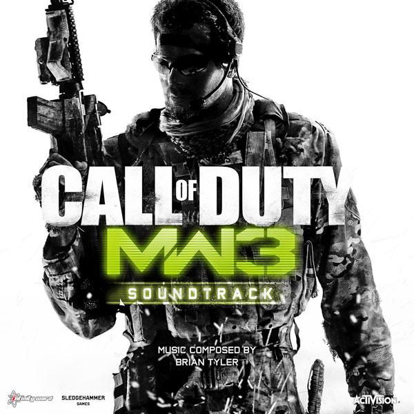 Саундтрек/Soundtrack Soundtrack | Call of Duty: Modern Warfare 3 (COD: MW3) | Brian Tyler (2011)
