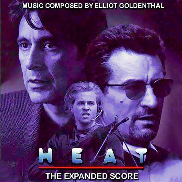 Саундтрек/Soundtrack Soundtrack   Heat [Expanded] (Bootleg)   Elliot Goldenthal