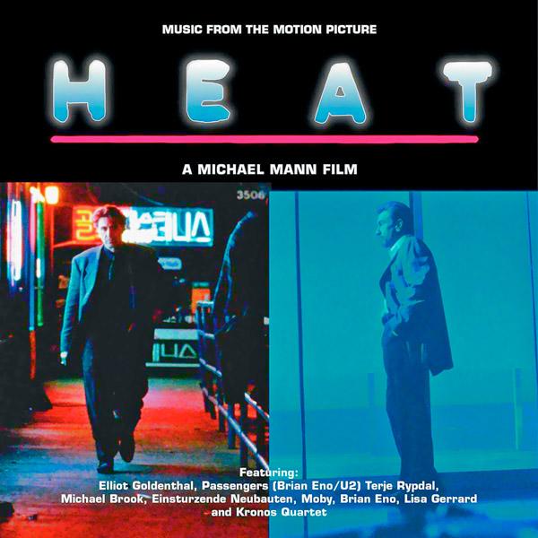 Саундтрек/Soundtrack Soundtrack | Схватка | Various Artists, Elliot Goldenthal (1995) Heat | Разные исполнители, Эллиот Голдентал