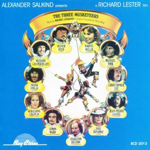 Soundtrack | The Three Musketeers | Michel Legrand (1974)