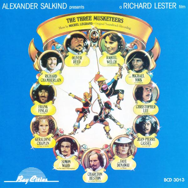 Саундтрек/Soundtrack Soundtrack | The Three Musketeers | Michel Legrand (1973) Три мушкетера | Мишель Легран