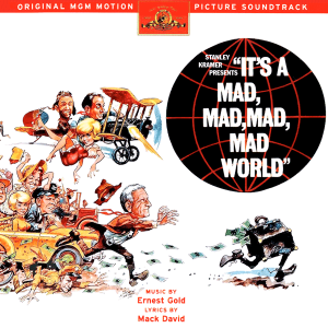 Soundtrack | It's a Mad Mad Mad Mad World | Ernest Gold (1963)
