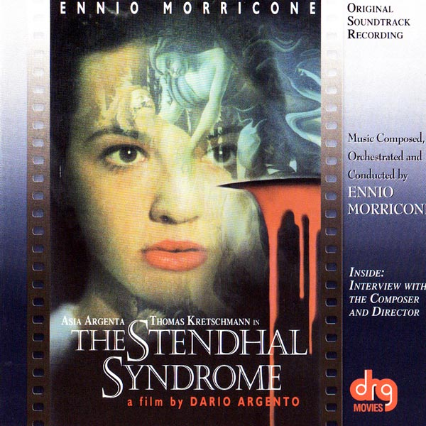 Саундтрек/Soundtrack Soundtrack   La sindrome di Stendhal   Ennio Morricone (1996) Синдром Стендаля   Ennio Morricone