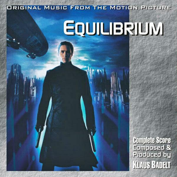 Саундтрек/Soundtrack Soundtrack   Equilibrium   Klaus Badelt (2002)   Эквилибриум   Клаус Бадельт