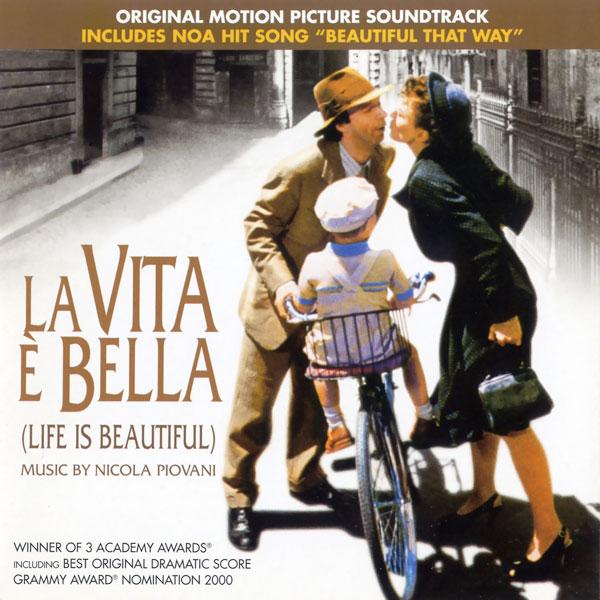 Саундтрек/Soundtrack Life Is Beautiful (La vita è bella) | Nicola Piovani (1997) Жизнь прекрасна | Никола Пьовани