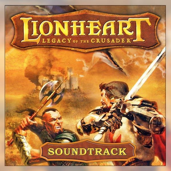 Саундтрек/Soundtrack Soundtrack   Lionheart: Legacy of the Crusader   Inon Zur (2003) Львиное сердце   Инон Зур