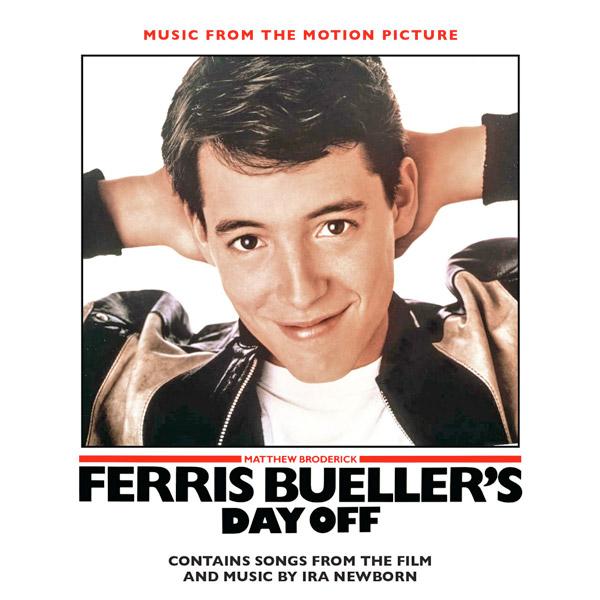 Саундтрек/Soundtrack Ferris Bueller's Day Off [Limited edition] | Ira Newborn (1986