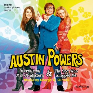 Score | Austin Powers International Man of Mystery and The Spy Who Shagged Me | George S. Clinton (1997-1999)