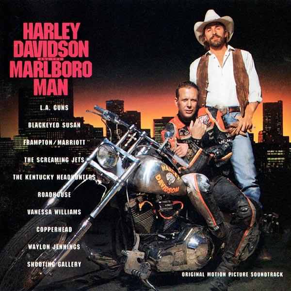 Саундтрек/Soundtrack Soundtrack | Harley Davidson And The Marlboro Man | Various Artists (1991) Харлей Дэвидсон и ковбой Мальборо | Разные исполнители